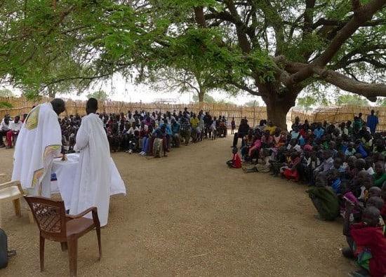 Mass in Sudan
