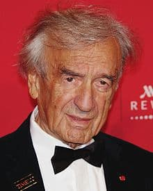Holocaust Survivor and Nobel Peace Prize Winner Elie Wiesel at 2012 Time 100