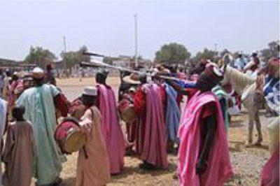 Nigerian Crowd