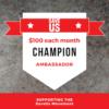 Champion Ambassador